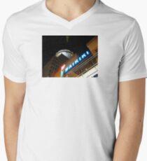 Waikiki night Men's V-Neck T-Shirt