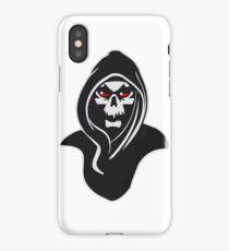 Death hood iPhone Case