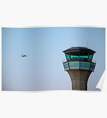 Control Tower Poster