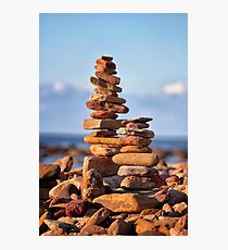 Morning Zen Photographic Print