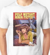 Pulp Mutant Ninja Fiction Unisex T-Shirt