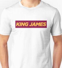 JAMES. T-Shirt
