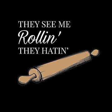 They see me rollin' they hatin' [Black edition] by sandywoo