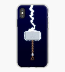 Vinilo o funda para iPhone Mjolnir