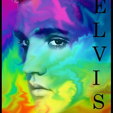 Elvis the king Of Rock & Roll by jude3650