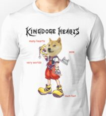 KingDOGE Hearts T-Shirt