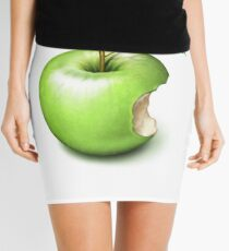 Apple Core Mini Skirt