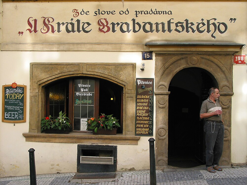 Prague Publife by GypsySoulImages
