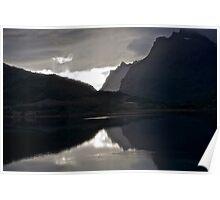 7 ★★★★★.Lofoten Magic landscape. . by Brown Sugar . Views 1879 . Thx! Poster