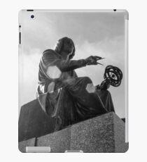 Copernicus Statue iPad Case/Skin