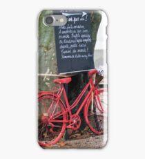 C'est Par Ici ! iPhone Case/Skin