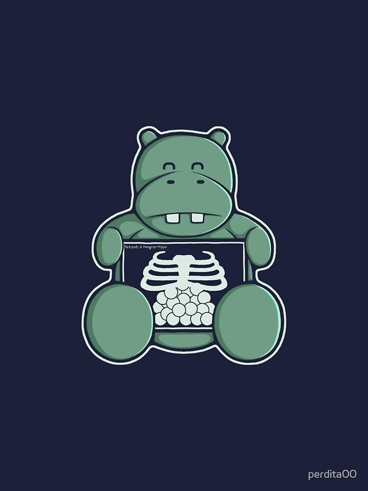 The Hippo who was hungrier von perdita00