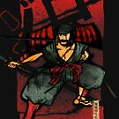 Samurai by fanfreak1