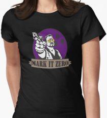 Mark It Zero Womens Fitted T-Shirt