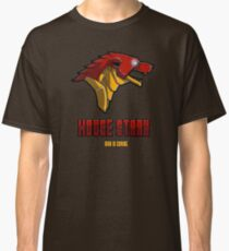 House Iron Stark Sigil and Motto Classic T-Shirt