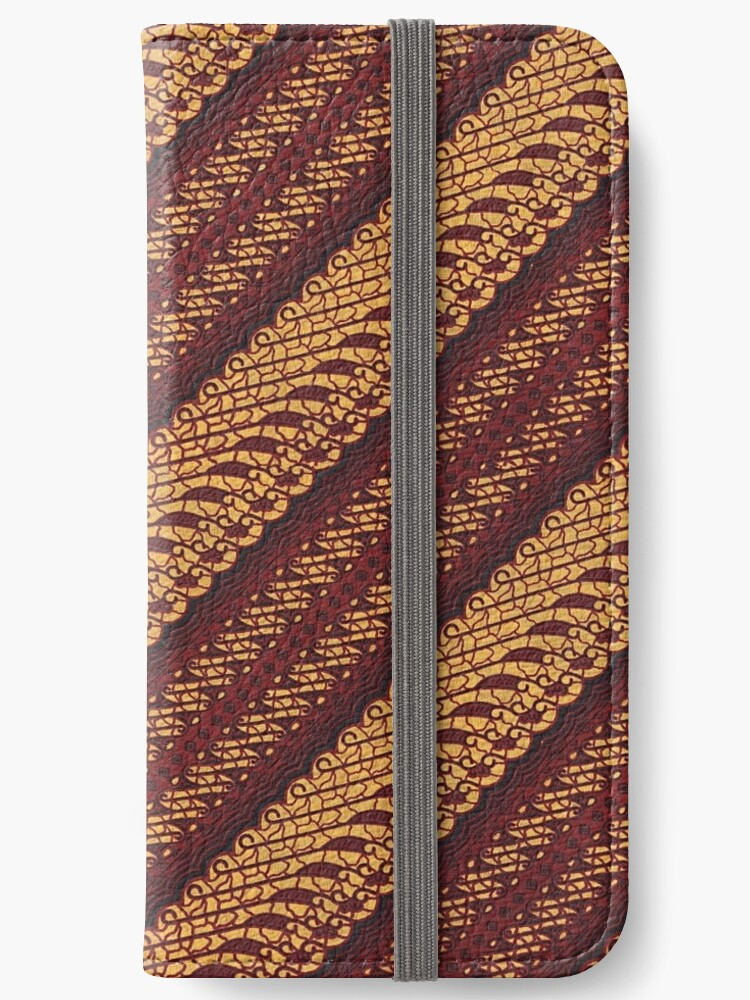 Javanese Traditional Pattern iphone case
