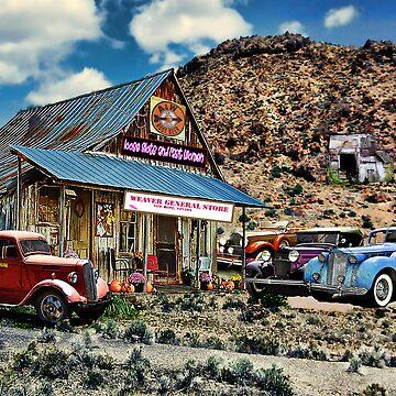 Weaver General Store by crimsontideguy