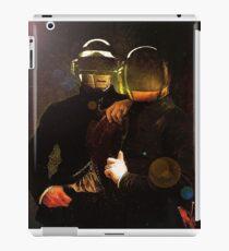Daft  vintage 2 iPad Case/Skin