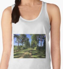 Plantation in the spring Women's Tank Top