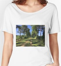Plantation in the spring Women's Relaxed Fit T-Shirt