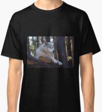 Timber Wolf Sentinel Classic T-Shirt