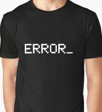 error Graphic T-Shirt