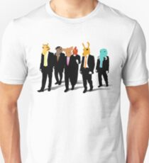 Hotline Miami (Reservoir Dogs) T-Shirt