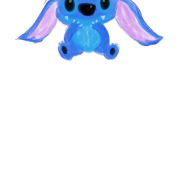 Cute & Fluffy by natfish