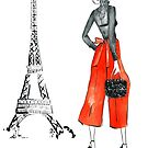 A day in Paris by MelissaFashion