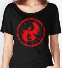 Firehawk Women's Relaxed Fit T-Shirt