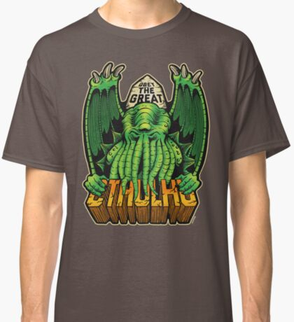 The Great Cthulhu Classic T-Shirt