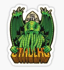 The Great Cthulhu Sticker