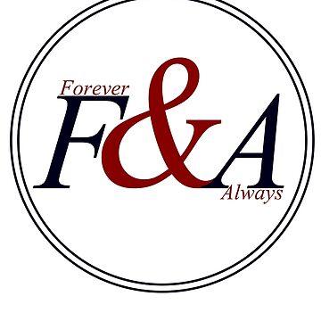 Forever & Always - Original by AandF