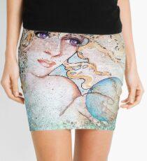 CRYSTAL GAZER Mini Skirt