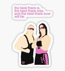 BEST THERE IS BEST THERE WAS  Sticker