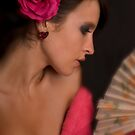 Rose & Fan 3 by VioDeSign