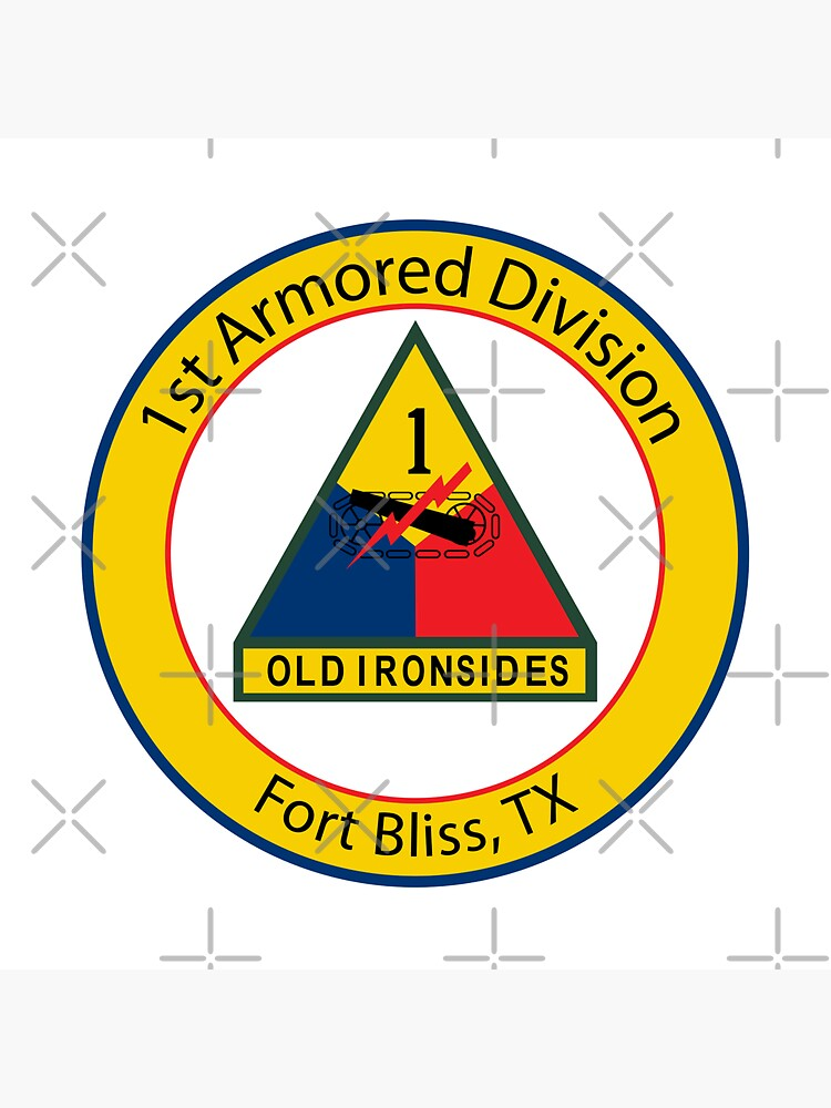 1st Armored  Bliss by jcmeyer