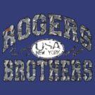 usa new york metal by rogers bros by usanewyork