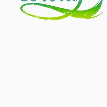 Brony - green tail by KFledderman