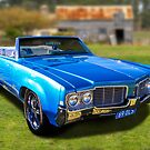 1969 Oldsmobile by Keith Hawley