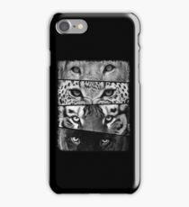 Primal Instinct - version 3 - no text iPhone Case/Skin