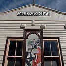 Swifts Creek Hall by Marie Watt