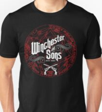 Winchester & Sons (Red Sigil) T-Shirt
