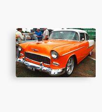 50s Chevrolet Canvas Print