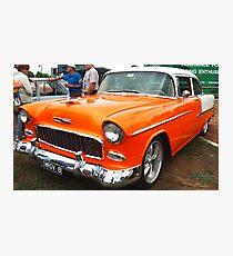 50s Chevrolet Photographic Print