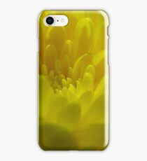 Yellow Close-Up iPhone Case/Skin