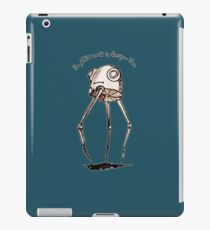 funny world iPad Case/Skin