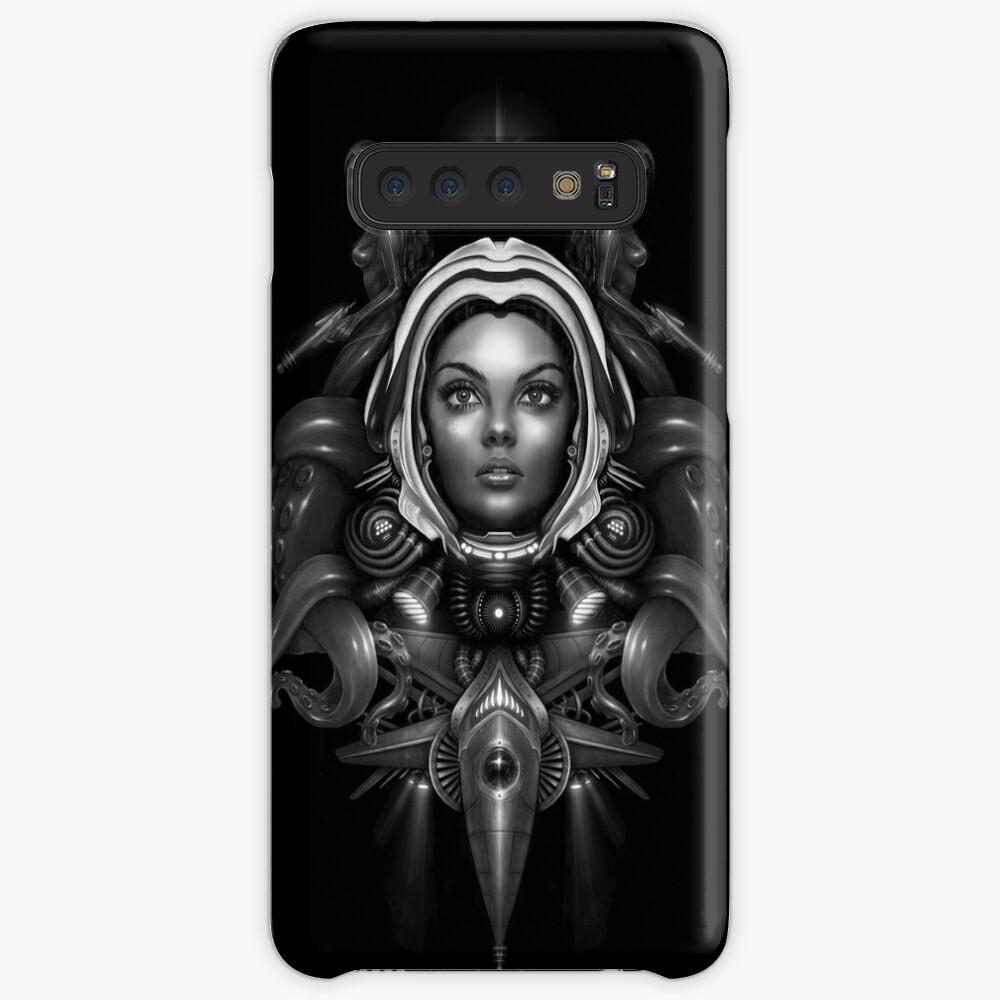 Space Horror 3000 Case & Skin for Samsung Galaxy