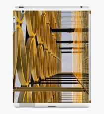 Golden Hoops iPad Case/Skin