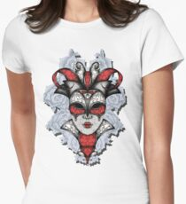 Harlequin Women's Fitted T-Shirt